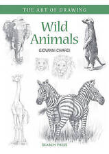 Wild Animals (The Art of Drawing), Giovanni Civardi, Very Good condition, Book