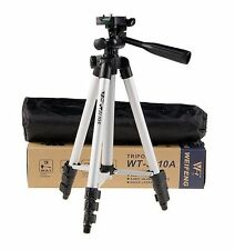 Light Weight Multi-function Camera Cellphone mini Tripod WT-3110a With Pan Head