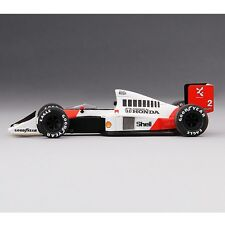 "TSM154337 :McLaren MP4/5 #2 1989 British GP Winner McLaren A. Prost WC""Marlboro"""
