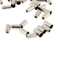 5mm MTB Bicycle Derailleur Shifter Brake Cable Ferrule End Caps 100pcs