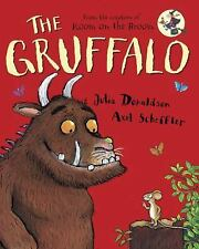 The Gruffalo by Julia Donaldson c2005, NEW Board Book, We Combine Shipping