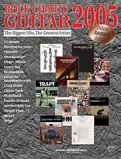 Guitar 2005: Deluxe Edition-Various Artists Collection Rock Sheet Music Songbook
