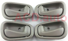 Fit For toyota corolla 98-02 Inside Door Handle Front Rear Left Right 4pcs New