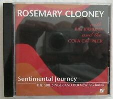 Rosematy Clooney Sentimental Journey CD Concord CCD 4952-2