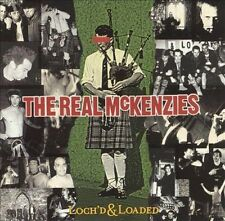 Loch'd & Loaded by The Real McKenzies (CD, Sep-2001, Honest Don's)new sealed