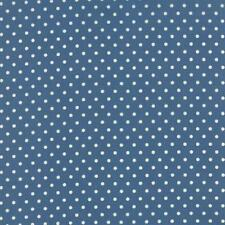 Moda Bread and Butter Blue Royal Dot-American Jane 21697-20