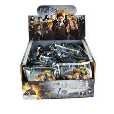 New Full Box 24pcs Harry Potter Blind Bag 3-D Car House Figural Keychain Keyring
