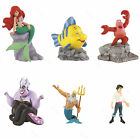 Official Disney Little Mermaid Figures Figurine Toy Cake Toppers Bullyland Ariel
