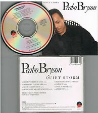 Peabo Bryson ‎– Quiet Storm CD 1986