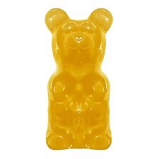 World's Largest Gummy Bear 5 pounds Giant Gummy Bear Fruity Lemon Flavour