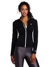Pearl Izumi Women's Sugar Thermal Jersey Black Large