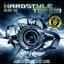 HARDSTYLE TOP 100 / 2 = Zany/Prophet/Derb/A-Lusion/Showtek...=2CD= PHATTE TRAXX!