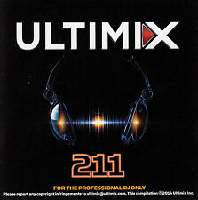 Ultimix 211 LP Maroon 5 One Direction Meghan Trainor Fall Out Boy Trey Songz