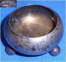 Toller alter russischer Salznapf (da3483)