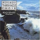 Mormon Tabernacle Choir - Rock of Ages, 30 Great Hymns, , Good CD