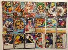 One Piece Miracle Battle Carddass Rare Set OP17 18/18