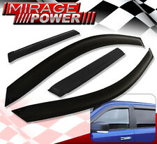 FOR 1990-1995 NISSAN PATHFINDER WD21 WINDOW IN-CHANNEL SHADE VISOR VENT GUARD