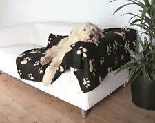 Trixie Barney Fleece Dog Blanket - 150 x 100cm(37182)black/beige