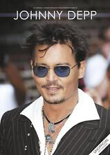 JOHNNY DEPP 2017 LARGE POSTER WALL CALENDAR NEW WITH FREE UK POSTAGE !!