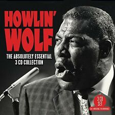 Howlin' Wolf - Absolutely Essential 3 CD Collection [New CD] UK - Import