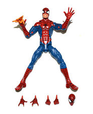 "Marvel Legends Infinite Series Pizza Spiderman 6"" Loose Action Figure"
