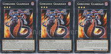 Yugioh Authentic Abyss Deck - Gorgonic Guardian - Megarock Dragon - nm 43 Cards