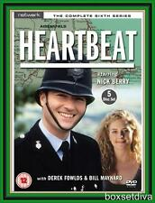 HEARTBEAT - COMPLETE SIXTH SERIES - SERIES 6 **BRAND NEW DVD**
