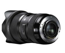 Sigma 18-35mm f/1.8 Canon EF mount