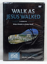 New Walk As Jesus Walked DVD Faith Lessons Vol 7 Ray Vander Laan