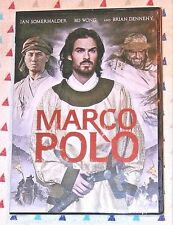 BRAND NEW! MARCO POLO: THE COMPLETE TV MINI-SERIES. DVD, 2017. SHIPS FREE