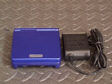 Nintendo Game Boy Advance SP Cobalt Blue Syst AGS001
