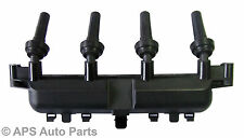 Peugeot 106 206 306 Partner 1.1 1.4 1.6 Ignition Coil Pack New Black Plug 597074
