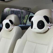 Kissen Fuer Auto LKW Pluesch Panda Suess Kopfstuetze Autositzbequem Nackenkissen