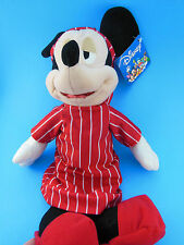 "DISNEY PIXAR 15"" Plush MICKEY MOUSE in Nightshirt TOY STORY and Beyond MWT"