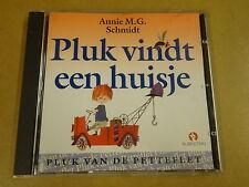 CD / ANNIE M.G. SCHMIDT - PLUK VINDT EEN HUISJE