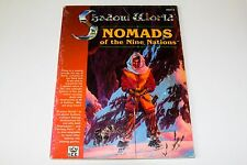 ROLEMASTER - SHADOW WORLD - NOMADS OF THE NINE NATIONS