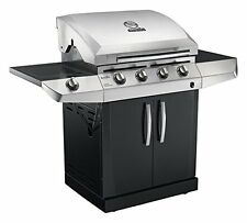 Char Broil 500 Cabinet GAS GRILL, 4 Stainless Steel Burner OUTDOOR GRILL