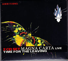 MAGNA CARTA live time for the leaving 2CD  NEU OVP/Sealed