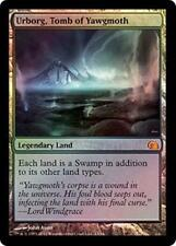 Foil URBORG, TOMB OF YAWGMOTH From the Vault: Realms MTG Land Rare