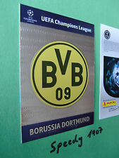 Wappen Borussia Dortmund Badge Champions League Update 2012 13 Panini Adrenalyn