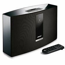 NEW BOSE SOUNDTOUCH 20 Wi-Fi WIRELESS MUSIC SYSTEM SERIES III -BLACK SOUND TOUCH
