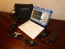Anritsu MT8212E Cell Master Base Station Analyzer w/ Warranty, Accy, Calibration