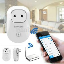 WiWo-S20 Smart Wifi Socket Remote Control Switch Timer Cell Phone Power Plug