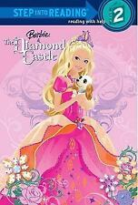 Barbie and the Diamond Castle (Step into Reading)-ExLibrary