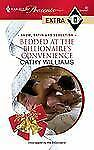 Bedded at the Billionaire's Convenience by Williams, Cathy