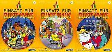 Einsatz für Elliot Maus 3 DVDs ( Kinder-Zeichentrick / Kinderfilm ) NEU OVP