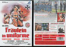 FRAULEIN IN UNIFORME - DVD (NUOVO SIGILLATO)