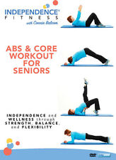Independence Fitness: Abs & Core Workout For (2016, DVD NEUF)