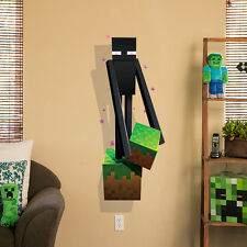 Official Minecraft - Enderman -  Vinyl Wall Cling Decal