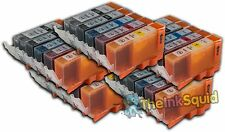 25 PGI-520/CLI-521 Ink Cartridge for Canon Pixma MP560